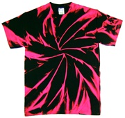 Image for Neon Pink/Black Vortex
