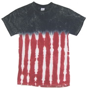 Image for USA Flag Vintage Wash
