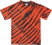 Image for Orange/Black Tiger Stripe