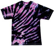 Image for Pink/Black Tiger Stripe