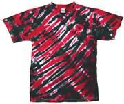 Image for Red/Black Tiger Stripe