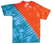 Image for Orange/Aqua Diagonal
