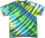 Image for Bright Green Diagonal Web
