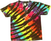 Image for Black Rainbow Diagonal Web
