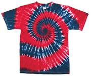 Image for Red/Navy Spiral